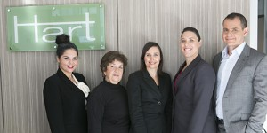 Our award winning property management team