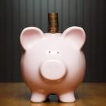 Budget - piggy bank